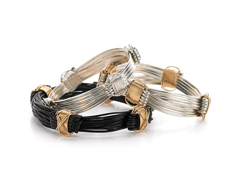 African Elephant Hair Bracelets